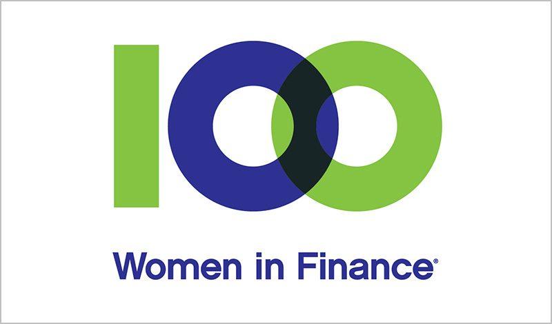 100 Women in Finance Logos