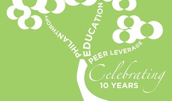 100 Women in Finance 10th Anniversary Brochure
