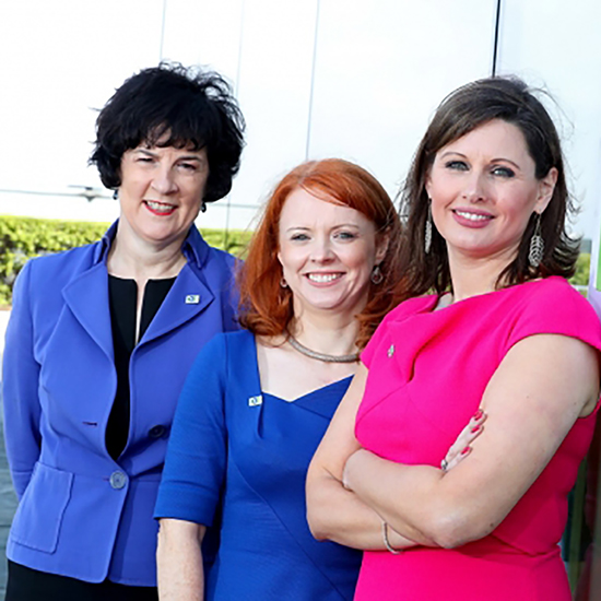 100 Women in Finance Dublin is launched