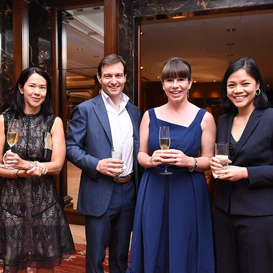 100 Women in Finance Selects Changing Young Lives Foundation as its 2018 Hong Kong Beneficiary and sets November 8 date for its 6th Annual Hong Kong Gala.