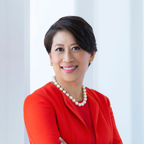 Yie-Hsin Hung Named Recipient of 100WF's 2018 North America Industry Leadership Award to be presented at New York Gala
