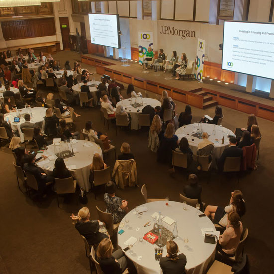 100 Women in Finance's Second European Investor – Female Manager Conference
