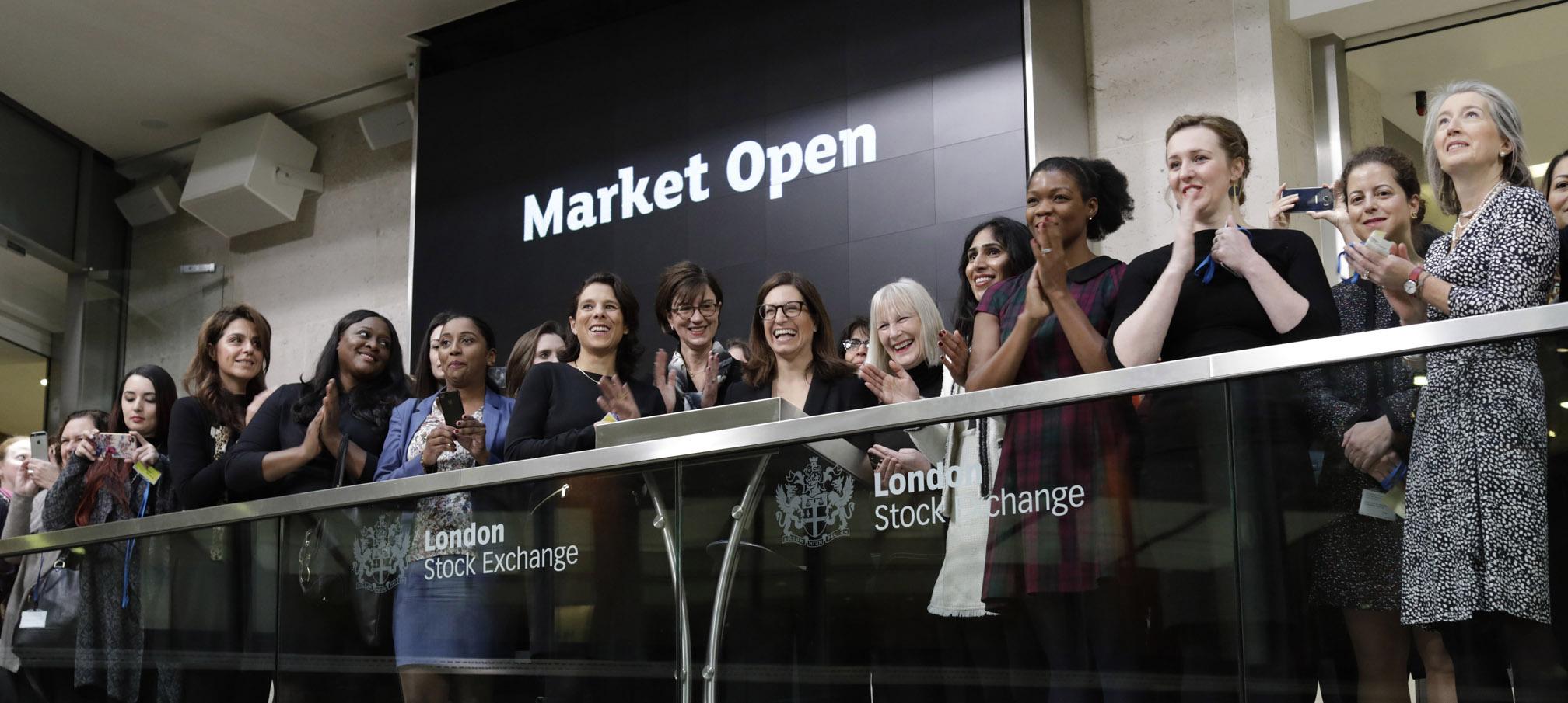 LSE Market Open