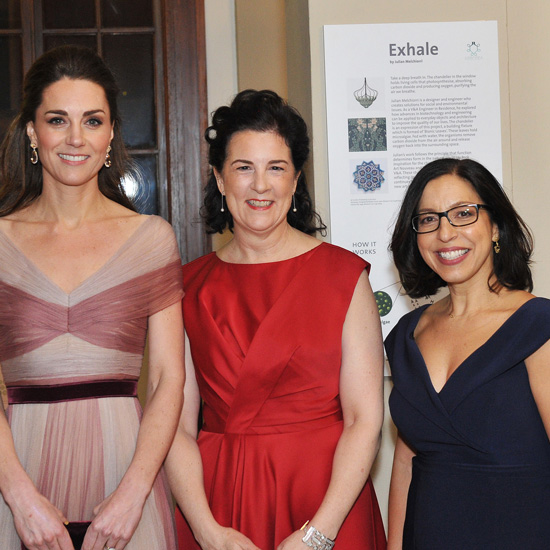 100 Women in Finance Raises More Than £500,000 (gross) for The Royal Foundation's Mental Health Initiatives for Children and Young People at London Gala and Other Fundraising Events