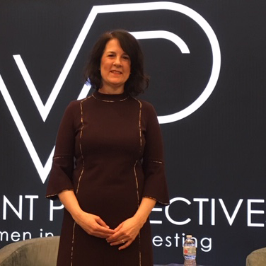 100WF CEO challenges investors to FundWomen at Variant Perspectives Conference in Omaha