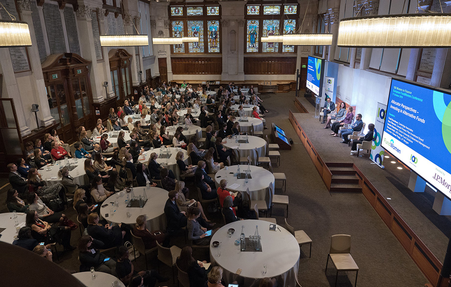 100 Women in Finance Holds FundWomen Investor Conferences in New York and London