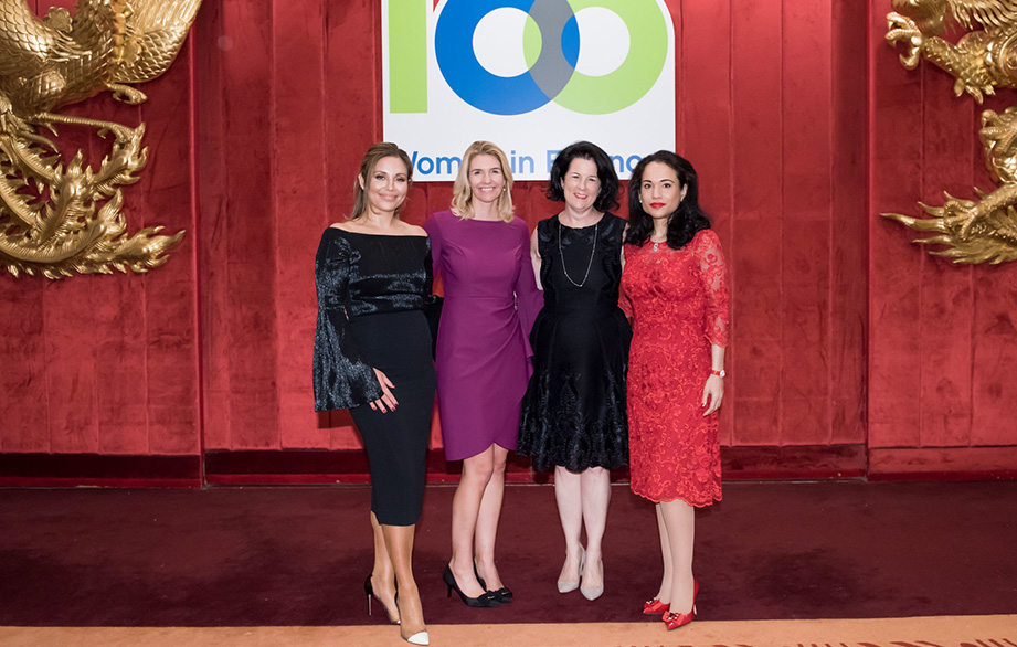 100 Women in Finance Raises HKD 4.4 million for its Investing in the Next Generation Initiative at Hong Kong Gala on October 17, 2019