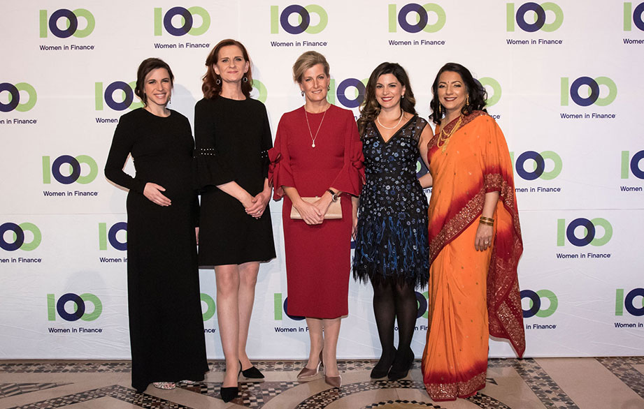 100 Women in Finance Raises $1.1 million for its Investing in the Next Generation Initiative at 2019 New York Gala