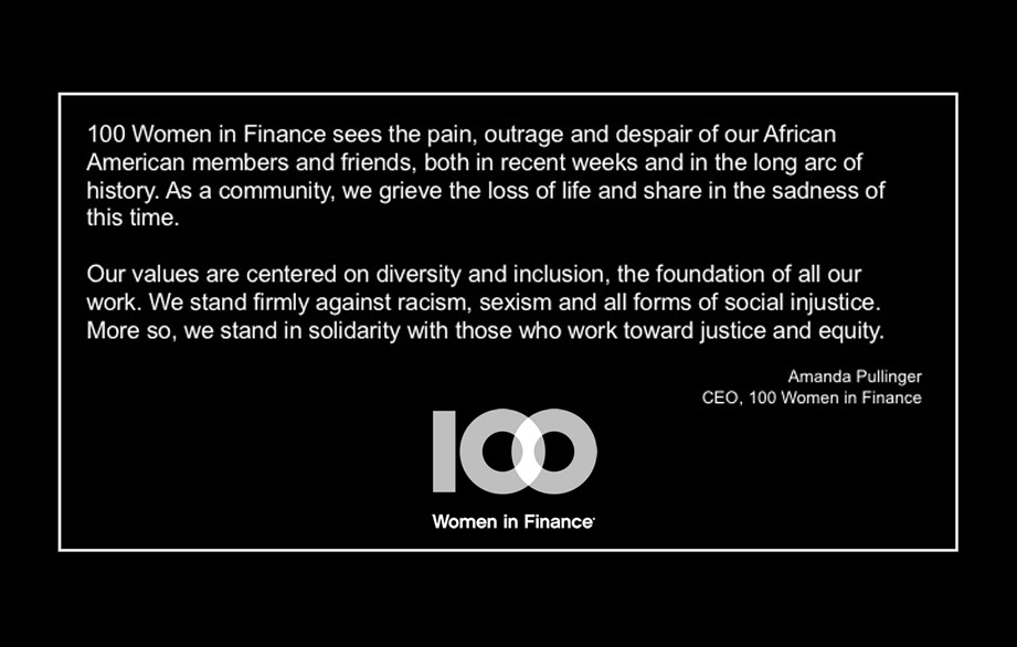 CEO's Comment on Racial Justice