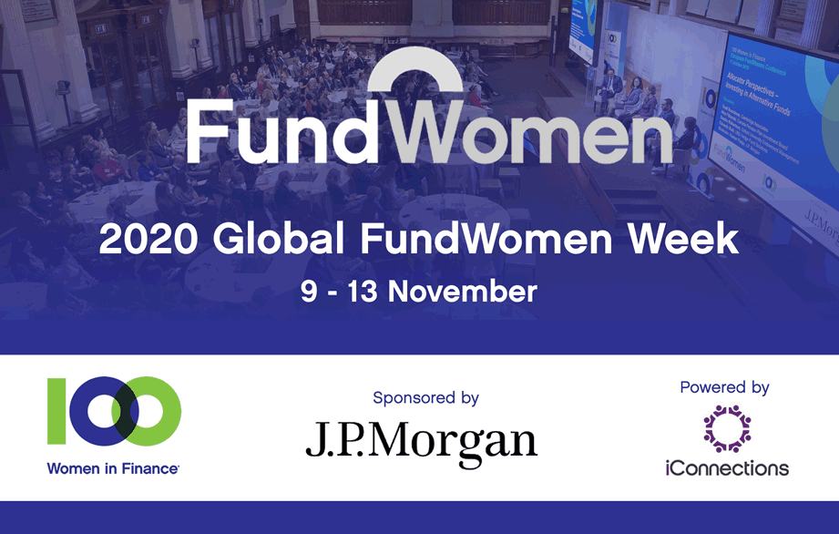 100 Women in Finance Hosts Largest Ever Virtual Gathering of Female Investment Managers and Allocators During Global FundWomen Week