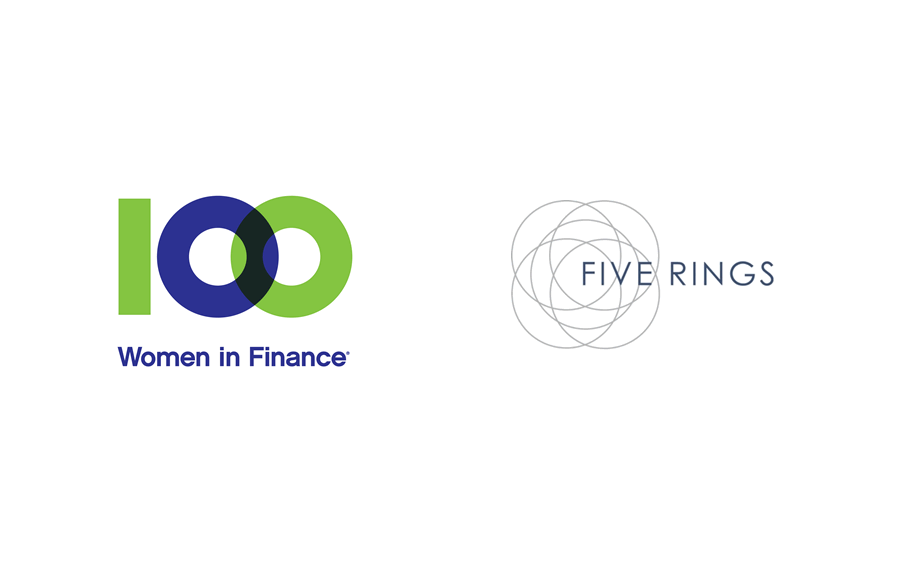 Five Rings LLC Becomes 100 Women in Finance's First Proprietary Trading Firm Corporate Sponsor