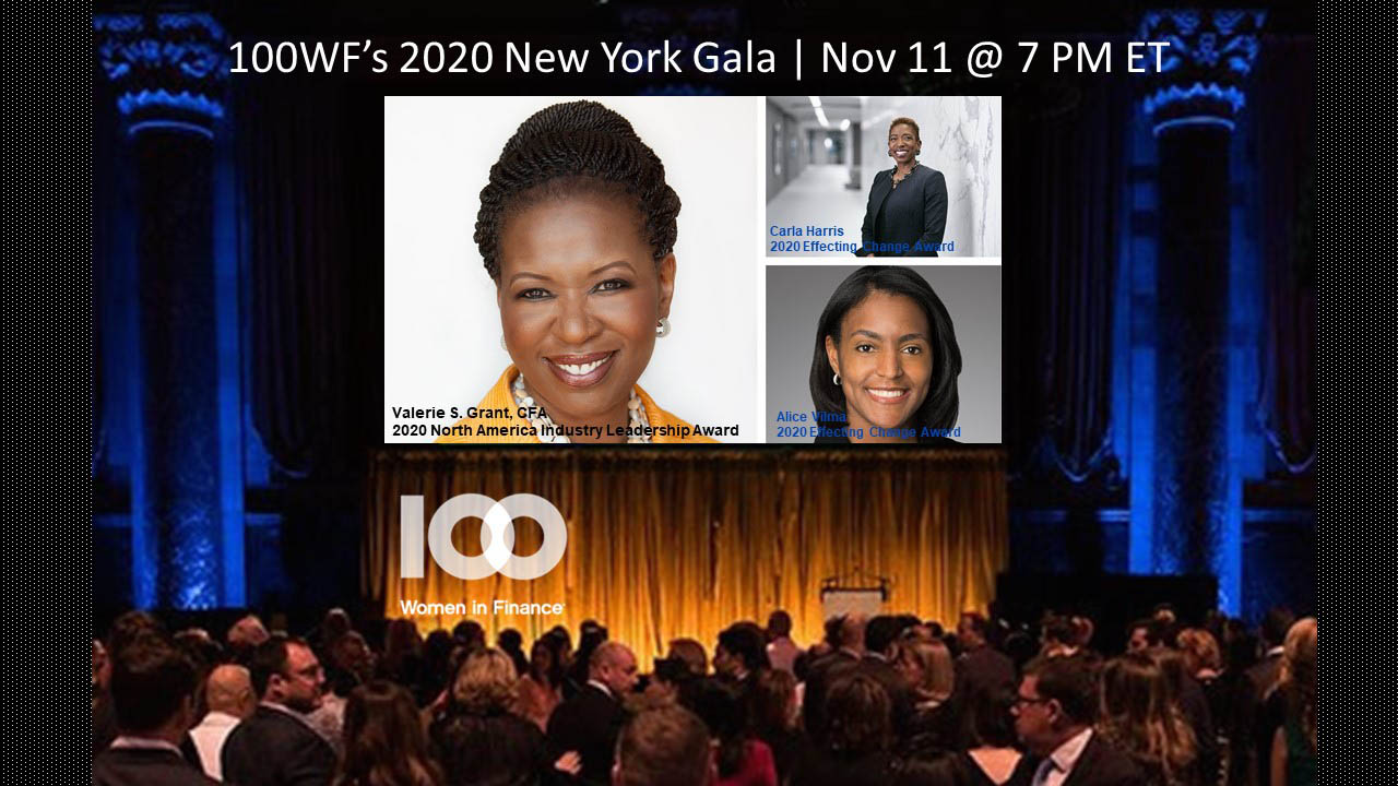 You are welcome to enjoy 100WF's 2020 New York Virtual Gala