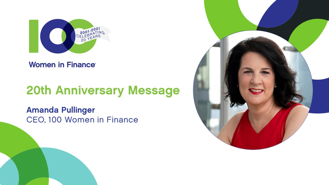 100WF CEO Delivers a 20th Anniversary Message