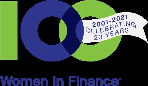 Cebrating 20 years logo