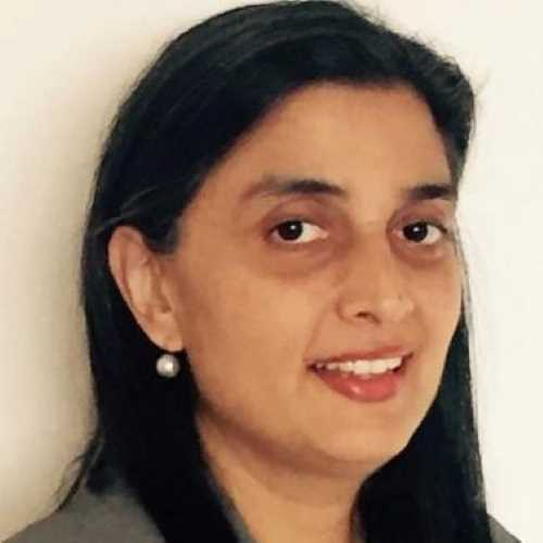 Profile Damayanti Shahani