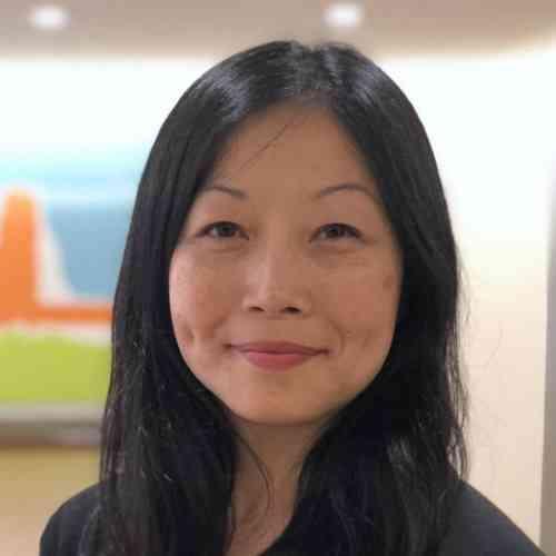 Profile Katy Huang