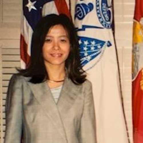 Profile Lina Gao