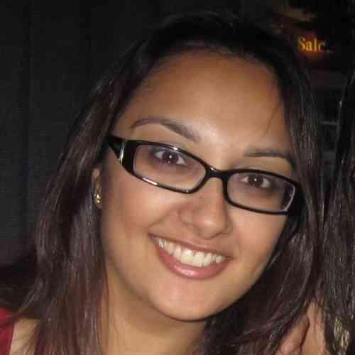 Profile Mina Mistry