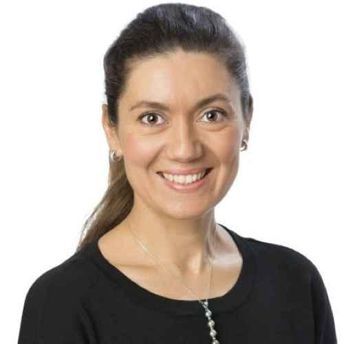 Profile Nasrine Ghozali