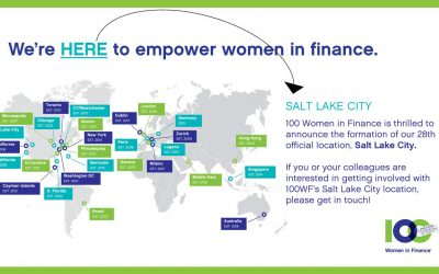 100 Women in Finance Expands to its 28th Global Location in Salt Lake City